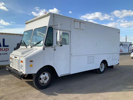 1994 Chevrolet Step Van Food Truck