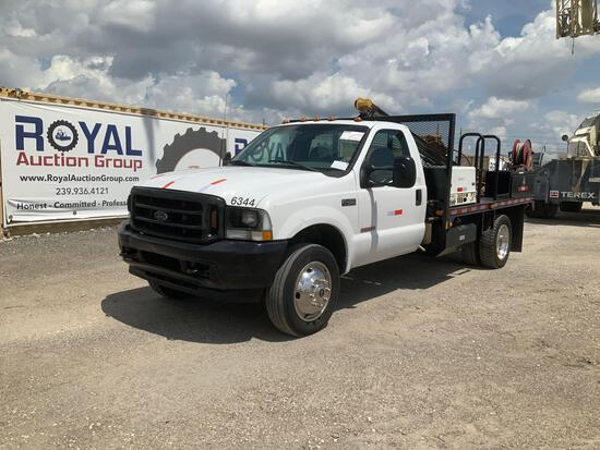 2003 Ford F-450 4x4 Dually Truck