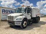 2012 Freightliner M2 Sweeper Truck