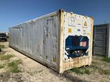 2007 40ft Carrier Reefer Sea Container