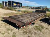 23ftx8ft Flatbed Truck Bed