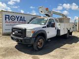 2011 Ford F-450 35FT Bucket Truck