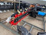 Unused 36in Skid Steer Trencher attachment