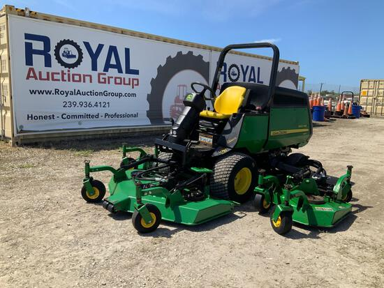 John Deere Series 2 1600 WAM Turbo 3 Deck Rotary Mower