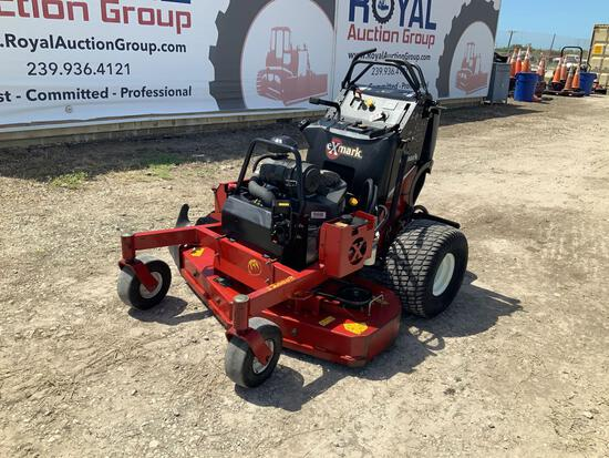 2015 eXmark S-Series Stand On Commercial Zero Turn Mower