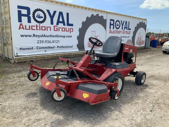 2004 Toro Guardian Recycler 72in Diesel Front Mower