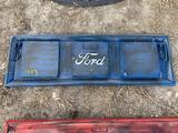 Ford Tailgate Metal Art