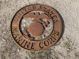 Metal Marines Sign