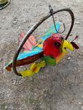 Bird Yard Art