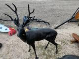 Buck Deer Statue