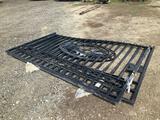 Unused Decorative Gates
