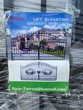 Unused 14FT Bi-Parting Wrought Iron Gate Set