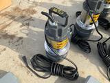 Unused Mustang MP 4800 Sub Pump