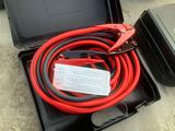 Unused 1 Gauge 25ft Booster Cable