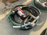 Unused Fuel Pump w/ Hose and Nozzle