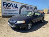 2003 Chrysler Sebring Limited Coupe Convertible