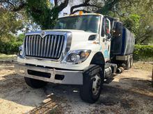 2015 International WorkStar 7500 Sewer Vac Truck