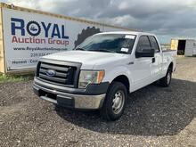 2011 Ford F-150 Extended Cab Pickup Truck