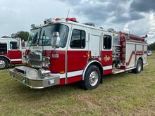 2006 Pierce E-One Pumper Fire Truck