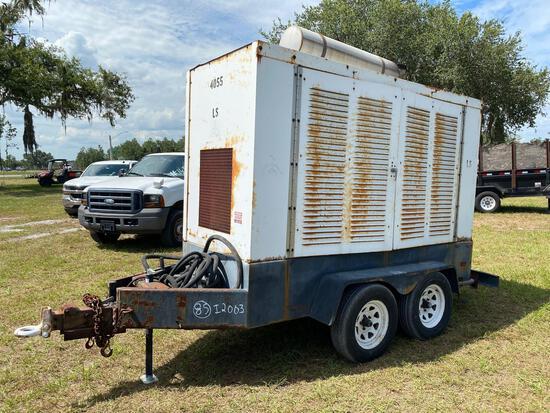 Pow'r Gard DLC 50-SPL 50KW Towable Generator