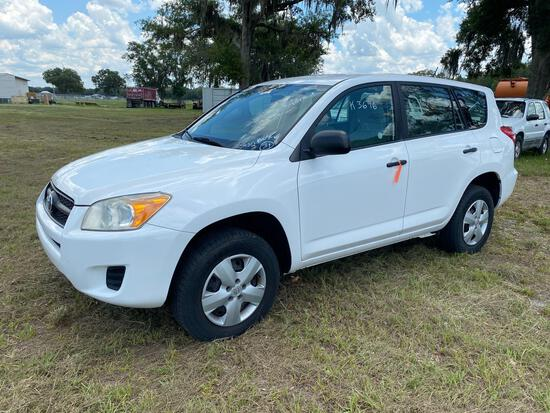 2009 Toyota RAV4 Sport Utility Vehicle