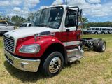 2011 Freightliner M2 106 Cab and Chassis Truck