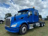 2012 Peterbilt 587 Sleeper Truck Tractor