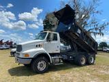 2007 Sterling Tandem Axle Dump Truck