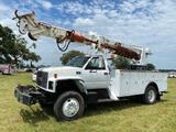 1997 GMC C7500 Digger Derrick Truck