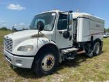 2010 Freightliner M2 Elgin Broom Sweeper Truck