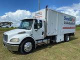 2007 Freightliner M2 Paper Shredder Box Truck