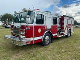 2006 Pierce E-One Pumper Fire Truck