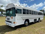 2007 Bluebird Cabover 54 Passenger Bus