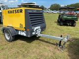 2007 Kaeser M57 Towable Air Compressor