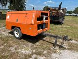 2007 Sullivan D210Q11JDB Towable Air Compressor