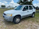 2001 Ford Escape Sport Utility Vehicle
