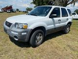 2005 Ford Escape AWD Sport Utility Vehicle