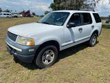 2005 Ford Explorer 4x4 Sport Utility Vehicle