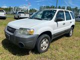 2007 Ford Escape Sport Utility Vehicle