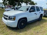 2012 Chevrolet Tahoe Sport Utility Vehicle