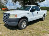 2006 Ford F-150 4x4 Extended Cab Pickup Truck