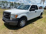 2013 Ford F-150 Extended Cab Pickup Truck