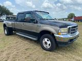 2004 Ford F-350 Lariat 4x4 Crew Cab Dually Pickup Truck