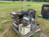 Mi-T-M 6106 Pressure Washer