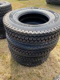 4 Unused Truck Tractor Tires