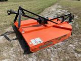 Land Pride RCR1272 72in PTO 3 Point Rotary Brush Cutter