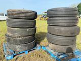 10 Truck Tires and Wheels