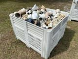 Bundle of PVC Fittings 4in and Smaller