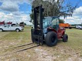 2006 Manitou M30-2H/T2 6,000lb Rough Terrain Forklift