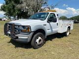 2005 Ford F-550 Service Truck